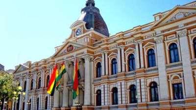 El Parlamento boliviano recibe la carta de renuncia de Evo Morales
