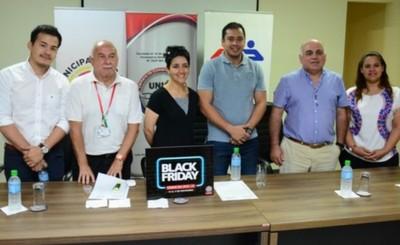 Municipalidad de CDE habilitará calles peatonales para el Black Friday