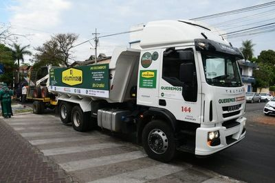 Carriteros amedrentan a recolector municipal de basura voluminosa