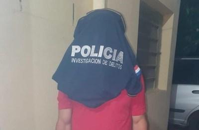 Santa Rosa; detienen al principal sospechoso del crimen en Paraje Santa