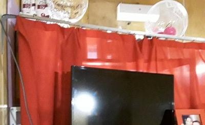 HOY / Desmantelan celda vip en el Buen Pastor: hallan pared de pvc y costosos electrodomésticos