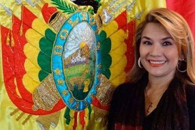 Futura presidenta interina de Bolivia convocará elecciones