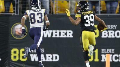 Fitzpatrick sella la victoria de los Steelers