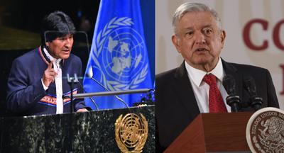 Evo Morales acepta asilo ofrecido por México por razones humanitarias