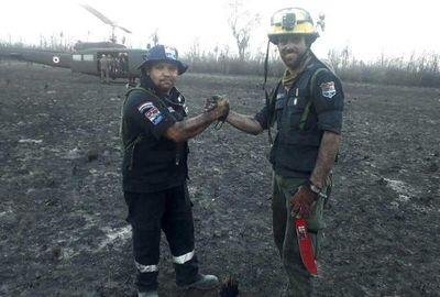 Fallece reconocido bombero chaqueño