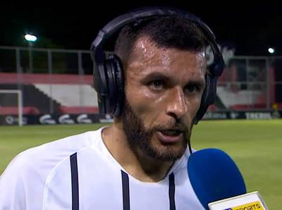 Antonio Bareiro valora el triunfo por sobre todo