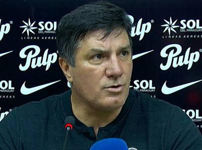 """José Chamot: """"Me gustó el equipo, los huevos que pusieron"""""""