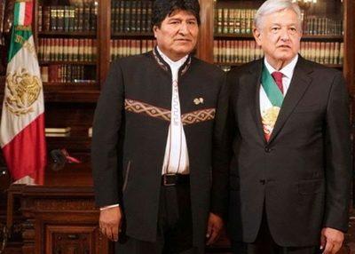 Evo rumbo a México tras aceptar asilo político