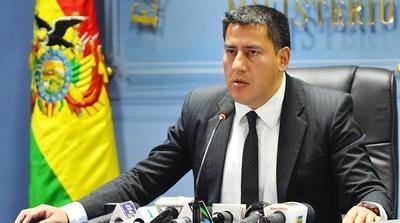 Crisis en Bolivia: Renuncia el ministro de Defensa Javier Eduardo Zavaleta