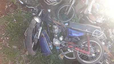 Choque frontal entre motocicletas deja una fallecida en Minga Guazú