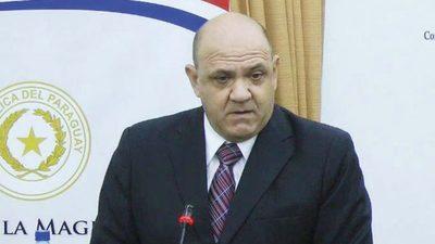 Hermano de González Macchi es nuevo asesor en Ministerio del Interior