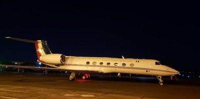 Avión de Morales no tuvo contacto con transportadores de caudales, asegura DINAC