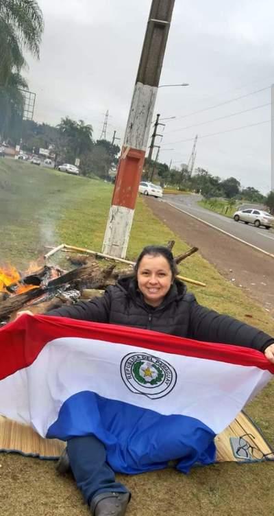 Yolanda Paredes anunció que se candidatará para concejal