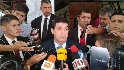 Vicepresidente no sabía que Evo Morales hizo escala en Paraguay