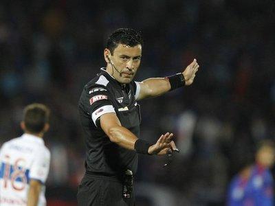 Confirman al árbitro de la final de la Libertadores