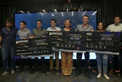 Presentan a ganadores de concurso de emprendedores