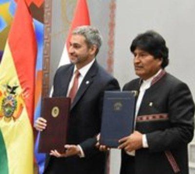 Paraguay estuvo presto a otorgar asilo a Evo, confirma Abdo