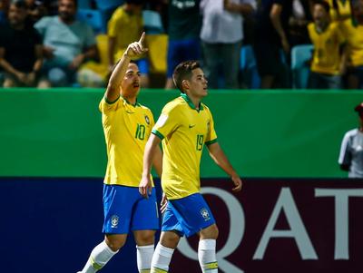 Brasil y Francia serán rivales en la Copa Mundial Sub-17