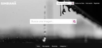 Primer sitio web paraguayo de stock de fotografías