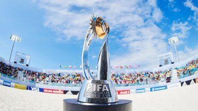 Paraguay, a días de recibir al mundial de fútbol de playa
