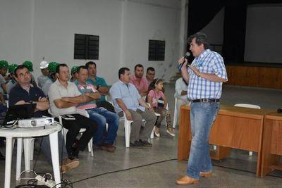 Misiones; debaten situación limítrofe de Santiago