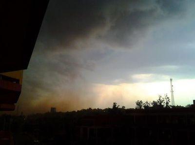 Activan alerta por tormentas para seis departamentos