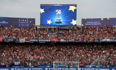 HOY / Conmebol destaca el éxito en la organización de la final única