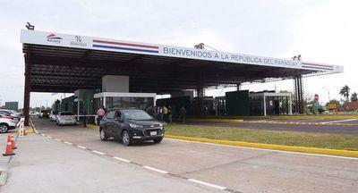 Yacyretá anuncia corte en paso fronterizo
