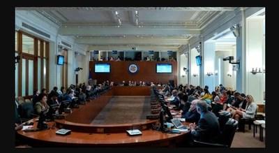 """En reunión de la OEA, 15 países pidieron nuevas elecciones """"lo más pronto posible"""" en Bolivia"""