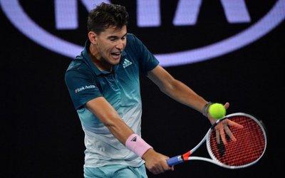 Thiem en semifinales del Masters con triunfo ante Djokovic