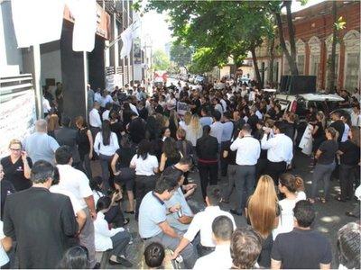 Por huelga fiscal un millón de casos quedarán parados