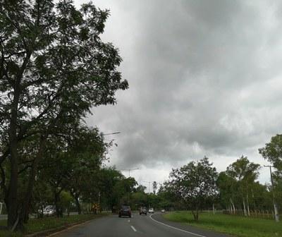 Miércoles con lluvias y tormentas en todo el país