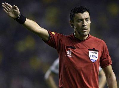 El chileno Tobar, el árbitro en Lima