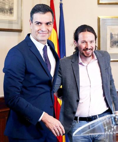 Socialistas y filocomunistas buscan gobernar en España