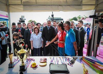 "Crisis en Bolivia: ""No hubo golpe de Estado"", afirma Abdo Benítez"