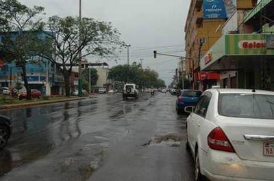 Miércoles cálido y lluvioso, pronostica Meteorología