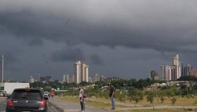 Anuncian lluvias y tormentas para hoy y mañana