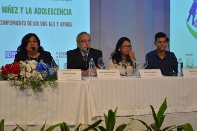 Autoridades se comprometen a erradicar la violencia contra niñez y adolescencia