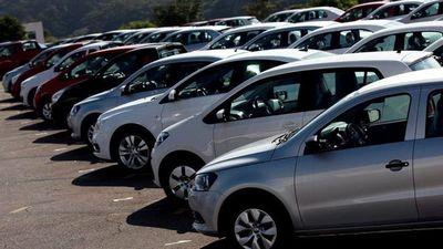 Importación de automotores 0KM descendieron un 23%