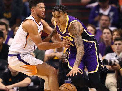 Los Lakers brillan con su mejor inicio desde 2010