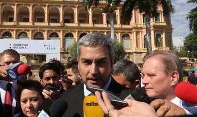 Abdo acepta aumento del 2% al tope fiscal pero espera la misma austeridad con el presupuesto
