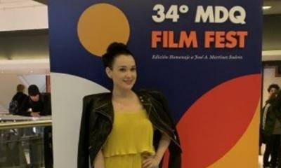 Lali González en una nueva película argentina