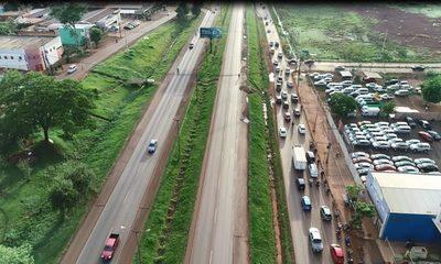 Piden utilizar calles alternativas en zona de multiviaducto