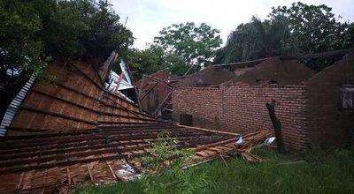 Cerrito: Desde SEN confirman que brindarán asistencia a afectados por temporal