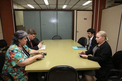 Representantes de la Corte asistieron a la convocatoria