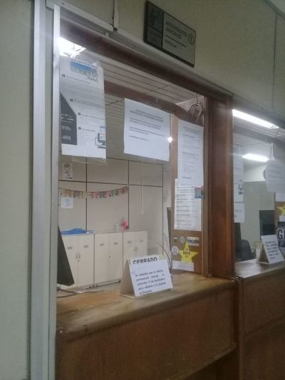 Poder Judicial: oficinas cerradas por huelga