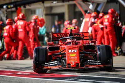 Fórmula 1 ha facturado casi US$ 1.500 millones