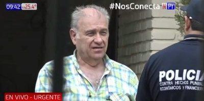 Imputan a Ramón González Daher y a su hijo