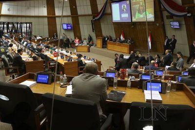 Diputados aprueba Presupuesto General 2020