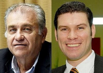 Caso González Daher: Imputan a padre e hijo por usura y lavado